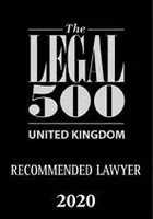 Recommended Lawyer 2020