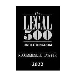 Recommended Lawyer 2022