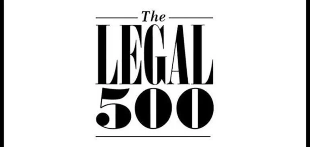 Leading law firm Banner Jones celebrates success in Legal 500
