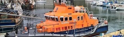 Whitby Lifeboat Volunteers Dismissed