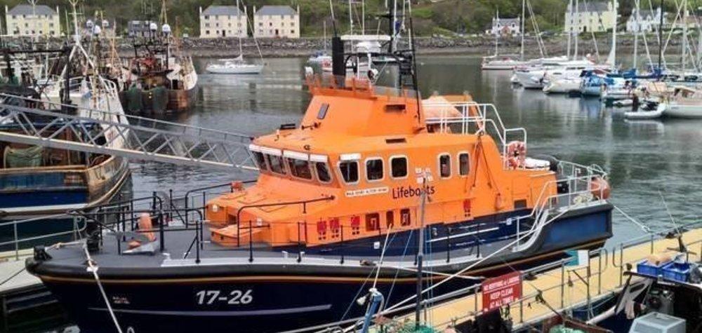 Whitby Lifeboat Volunteers Dismissed