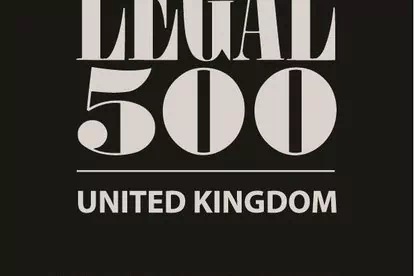 Banner Jones celebrates a 6th consecutive year in the Legal 500