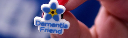 Becoming Dementia Friends