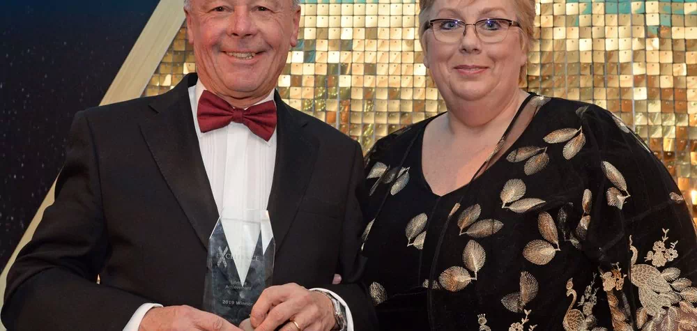 Awards success for Banner Jones at Derbyshire's Business Excellence Awards