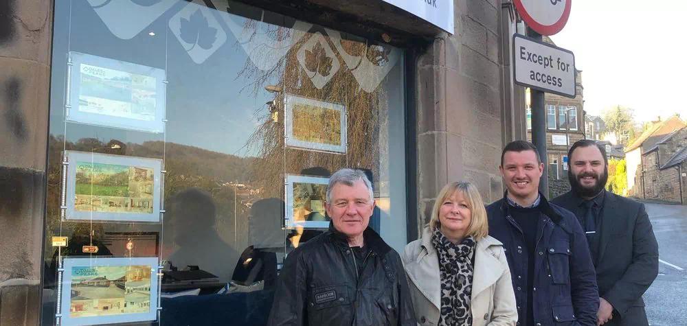 Derbyshire estate agent acquires new site following acquisition announcement