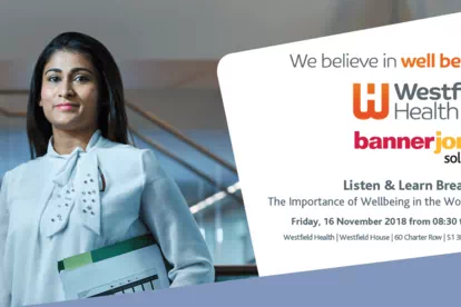 Listen & Learn Breakfast- The Importance of Wellbeing in the Workplace