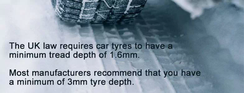 Minimum Tyre Depth